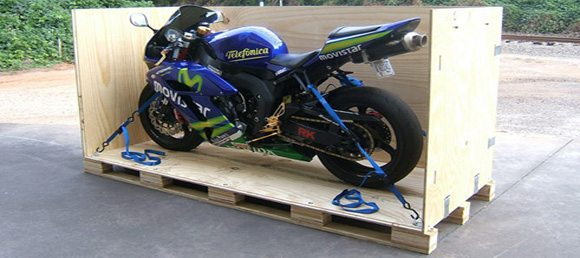 Motorcycle Shipping to China
